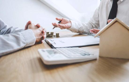 Abschluss Immobiliendarlehen mit Widerrufsbelehrung bei Vertragsabschluss